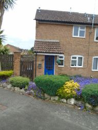 Thumbnail 1 bed end terrace house to rent in Southbrook Close, Poole