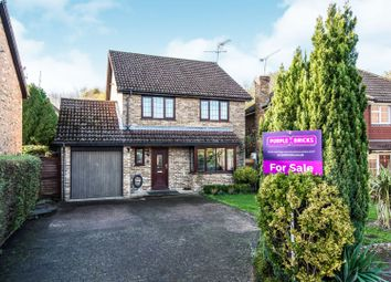 Thumbnail 4 bed detached house for sale in Fennel Close, Farnborough