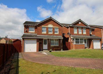 Thumbnail 4 bed detached house for sale in Longpark Place, Eliburn, Livingston