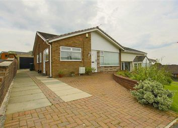 Thumbnail 2 bed semi-detached bungalow for sale in Hollowhead Close, Wilpshire, Blackburn