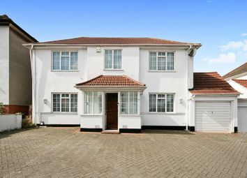 Thumbnail 4 bed detached house for sale in Draycott Avenue, Kenton, Harrow