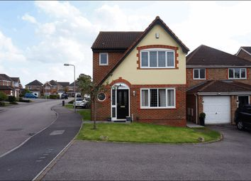 Thumbnail 3 bed detached house to rent in Romulus Gardens, Ashford