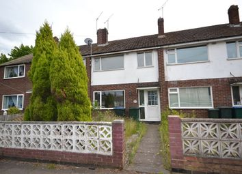 Thumbnail 4 bed terraced house for sale in Belmont Road, Coventry