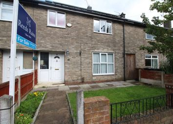 Thumbnail 3 bedroom terraced house for sale in Woodcroft, Offerton, Stockport