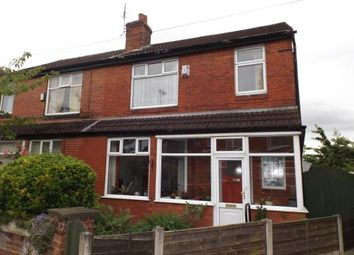 Thumbnail 3 bedroom semi-detached house for sale in Brocklebank Road, Manchester, Greater Manchester, Uk