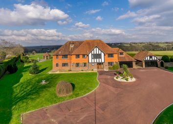Thumbnail 6 bed detached house for sale in Handcross Road, Plummers Plain, Horsham, West Sussex