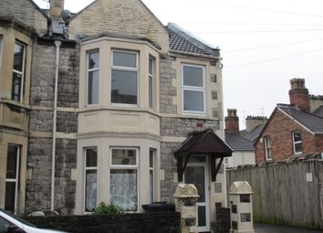 2 bed flat to rent in Stanley Road, Weston-Super-Mare BS23