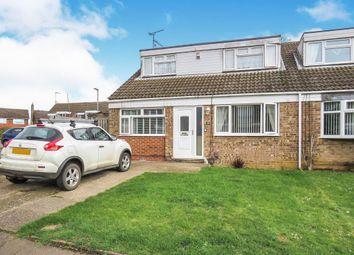 Thumbnail 3 bedroom semi-detached house for sale in Ash Rise, Kingsthorpe, Northampton