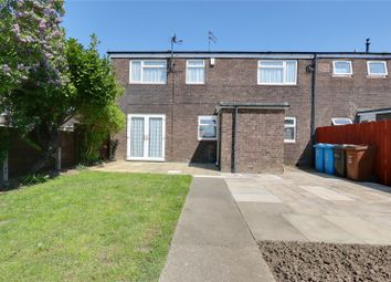 Thumbnail 3 bed end terrace house for sale in Sheldon Close, Bransholme, Hull, East Yorkshire