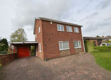 Thumbnail 3 bed detached house for sale in Potts Lane, Crowle, Scunthorpe