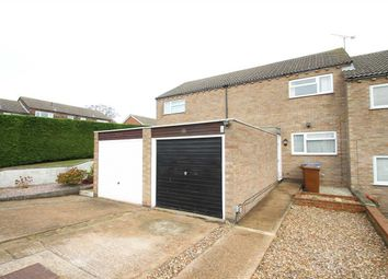 Thumbnail 2 bed terraced house for sale in Thornhayes Close, Ipswich