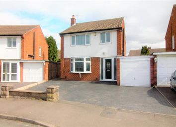 Thumbnail 3 bedroom detached house for sale in Farmbrook Avenue, Fordhouses, Wolverhampton
