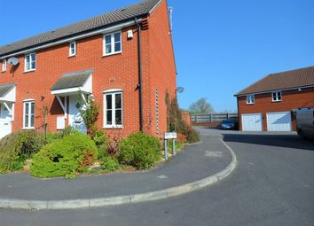 Thumbnail 3 bed semi-detached house for sale in North Fields, Sturminster Newton