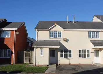 Thumbnail 2 bed semi-detached house to rent in 4 Clos Gerallt, Aberystwyth
