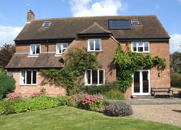 Thumbnail 4 bed detached house to rent in Underhill Lane, Westmeston, Hassocks