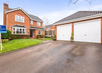 Thumbnail 4 bed detached house for sale in The Ridings, Whittle-Le-Woods, Chorley