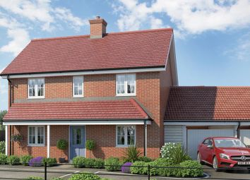 Thumbnail 3 bed detached house for sale in Fornham Place At Marham Park, Off Tut Hill, Bury St Edmunds, Suffolk