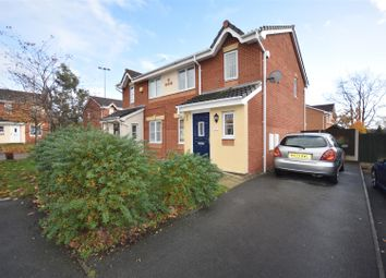 Thumbnail 3 bed property for sale in Falcon Road, Wrexham