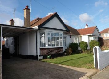 Thumbnail 2 bedroom bungalow for sale in Walsingham Road, Southend-On-Sea