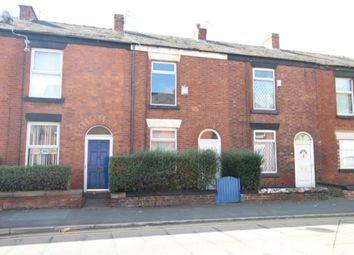 Thumbnail 2 bed terraced house for sale in Two Trees Lane, Denton, Manchester