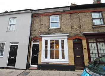 Thumbnail 2 bed terraced house to rent in St. Johns Street, Bury St. Edmunds