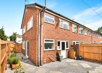 Thumbnail 2 bed terraced house to rent in Anthony Close, Dunton Green, Sevenoaks
