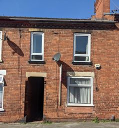 Thumbnail 3 bed terraced house to rent in Coleby Street, Lincoln