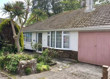 Thumbnail 3 bed semi-detached bungalow for sale in Pendrea Close, Gulval, Penzance