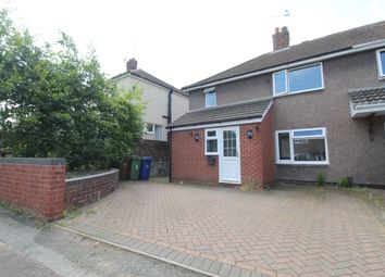 Thumbnail 3 bed semi-detached house for sale in Birch Tree Lane, Rugeley