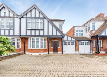 Springfield Gardens, Upminster RM14. 3 bed semi-detached house for sale
