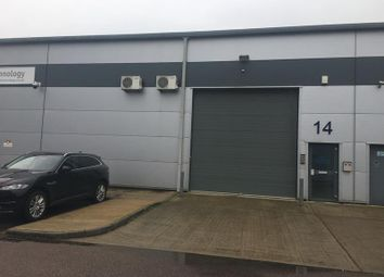 Thumbnail Light industrial for sale in Unit 14 Anglo Business Park, Smeaton Close, Aylesbury
