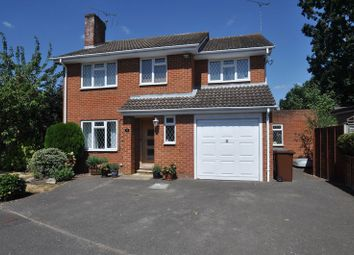 Thumbnail 4 bed detached house for sale in Inverness Way, College Town, Sandhurst