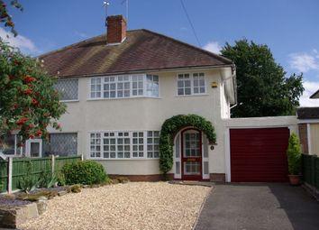 Thumbnail 3 bed semi-detached house for sale in Delaware Avenue, Albrighton, Wolverhampton