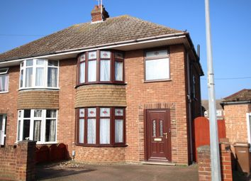 Thumbnail 3 bed semi-detached house for sale in Cedarcroft Road, Ipswich, Suffolk