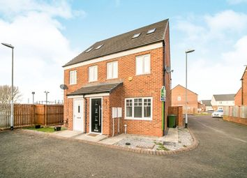 Thumbnail 3 bedroom semi-detached house for sale in Addison View, Blaydon-On-Tyne