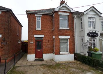 Thumbnail 2 bed semi-detached house to rent in Winchester Road, Waltham Chase, Southampton