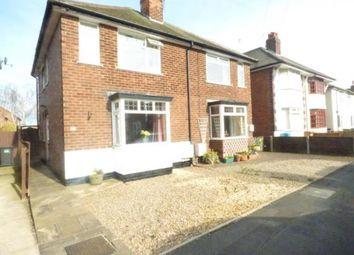 Thumbnail 3 bedroom semi-detached house for sale in Cedar Avenue, Long Eaton, Nottingham