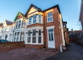 Thumbnail 1 bed flat for sale in Wimborne Road, Southend-On-Sea