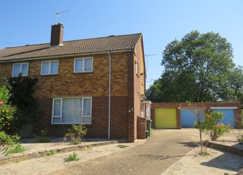 Thumbnail 3 bed semi-detached house for sale in Richardson Close, London Colney, St. Albans