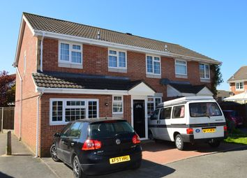 Thumbnail 4 bed semi-detached house for sale in Fenners, Weston-Super-Mare