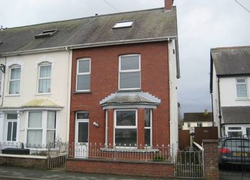 Thumbnail 3 bed end terrace house for sale in Aberystwyth Road, Cardigan, Ceredigion