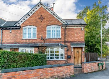 Thumbnail 3 bed end terrace house for sale in Orchard Road, Hockley Heath, Solihull
