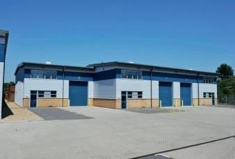 Thumbnail Light industrial to let in Unit 4, Redhill 23, Holmethorpe Industrial Estate, Redhill