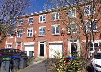 Thumbnail 3 bedroom terraced house for sale in Swift Close, Blackpool, Lancashire