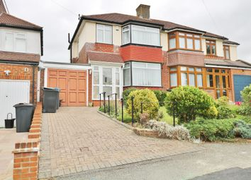 Thumbnail 3 bed semi-detached house for sale in Tandridge Gardens, South Croydon