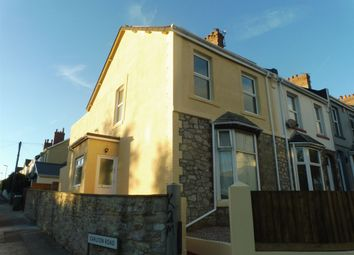 Thumbnail 2 bed end terrace house for sale in Kenwyn Road, Torquay
