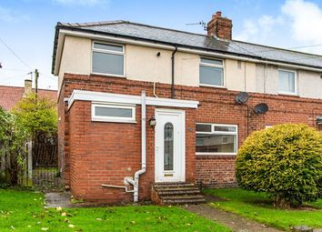 Thumbnail 2 bed semi-detached house to rent in The Drive, Whickham, Newcastle Upon Tyne