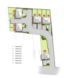 Thumbnail 3 bedroom semi-detached house for sale in Dudley, Holly Hall, Stourbridge Road, Church View, Plot Six