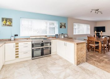 Thumbnail 4 bed detached house for sale in Trenholme Bar, Northallerton