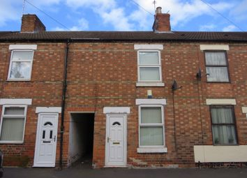 Thumbnail 2 bed terraced house for sale in Byrkley Street, Burton-On-Trent